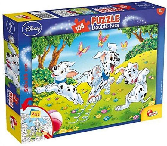 Puzzle  DALMATIENS de 108 pièces