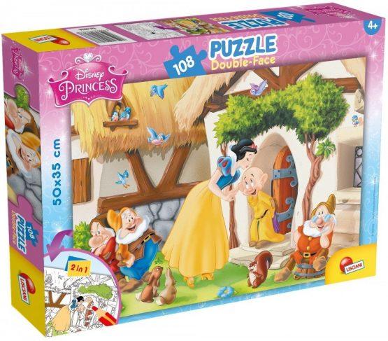 puzzle BLANCHE NEIGE de 108 pièces