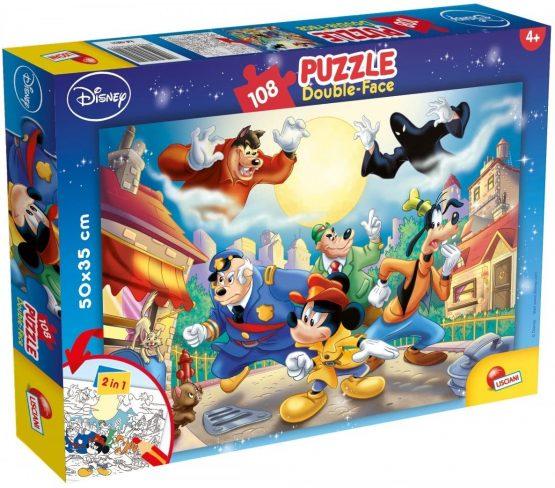 Puzzle Mickey 108 Pièces