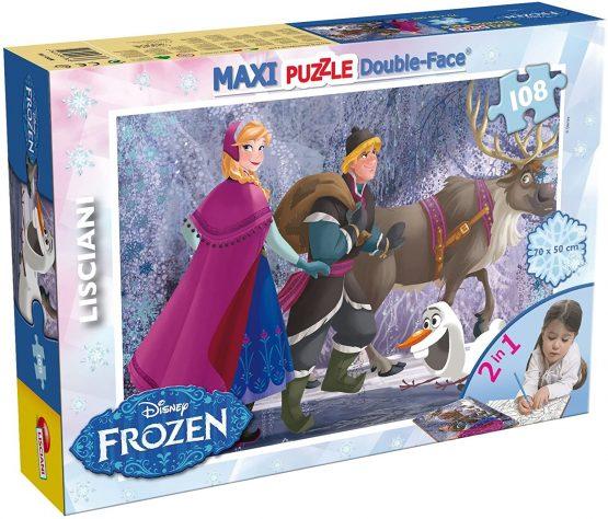LA Reine des NEIGES Puzzle 108 Pieces