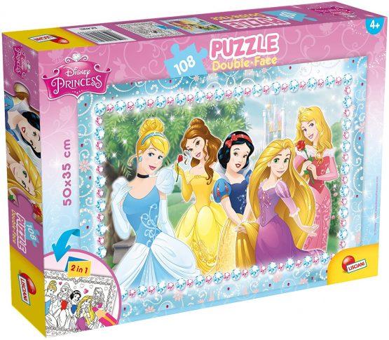 Puzzle Princesses 108 Pièces