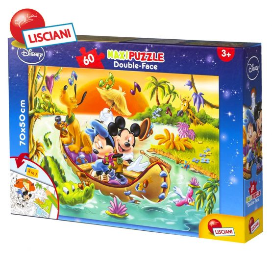 Maxi puzzle  Mickey Mouse 60 pcs