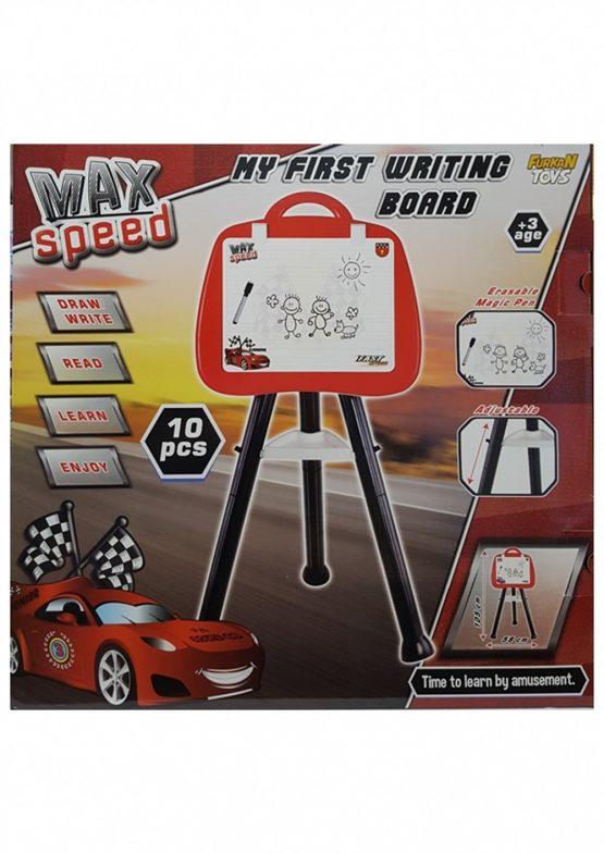 Tableau Max Speed