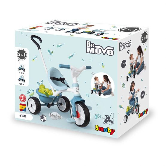 Tricycle Be Move blue